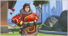 Gamers upset with Blizzard are protesting by turning Mei, a Chinese Overwatch character, into a pro-democracy symbol, to get Blizzard's games banned in China (Nicole Carpenter/Polygon)