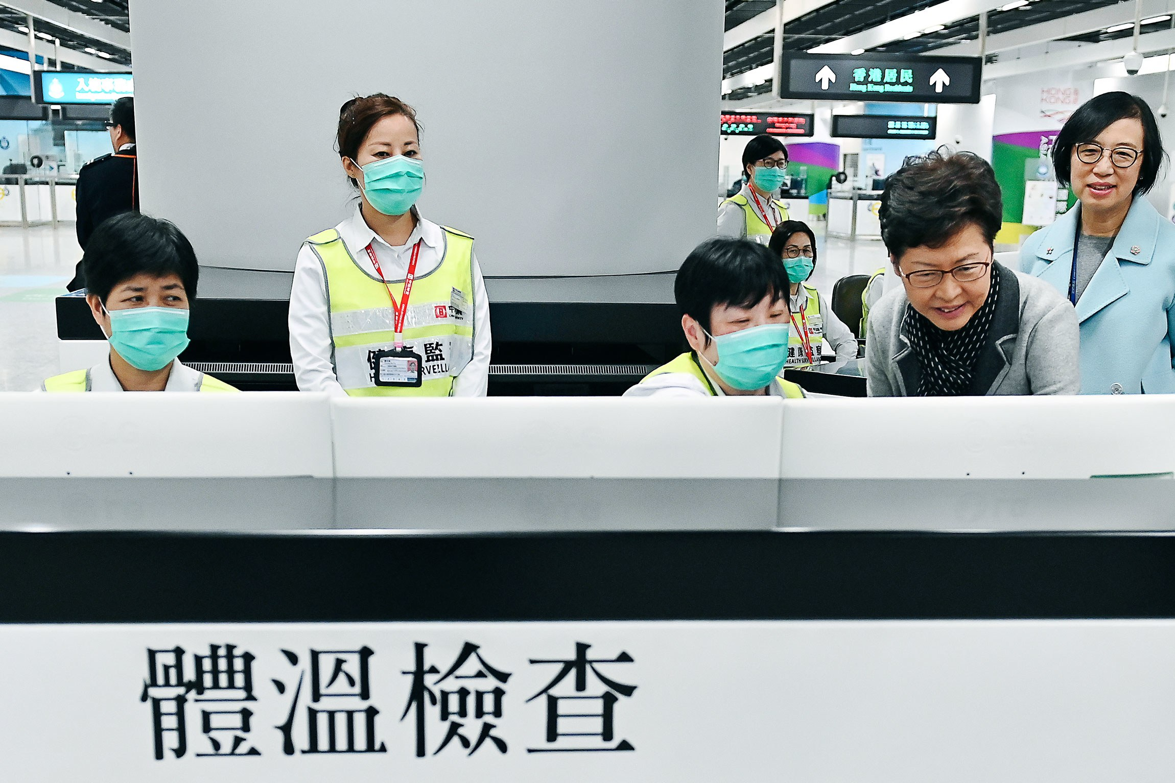 China's Swift ID of a New Virus Is a Win for Public Health