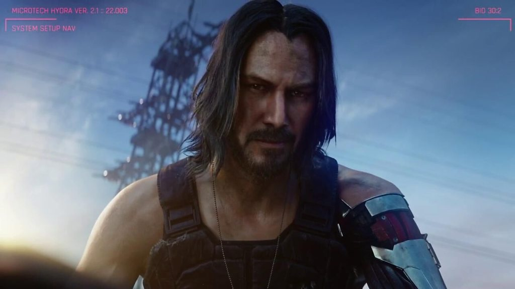 Keanu Reeves and Cyberpunk 2077: 'Gaming doesn't need legitimising'