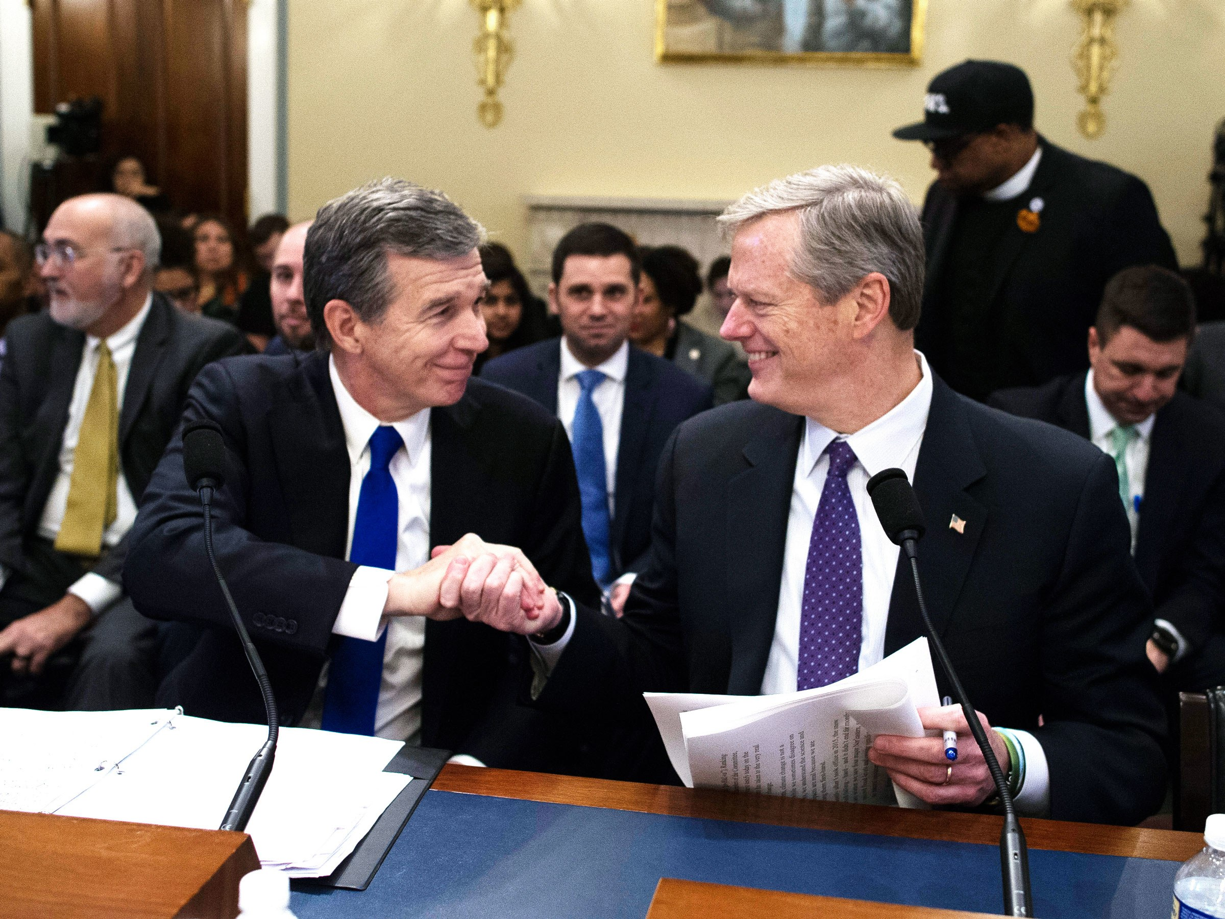Finally! Climate Science Returns to Capitol Hill