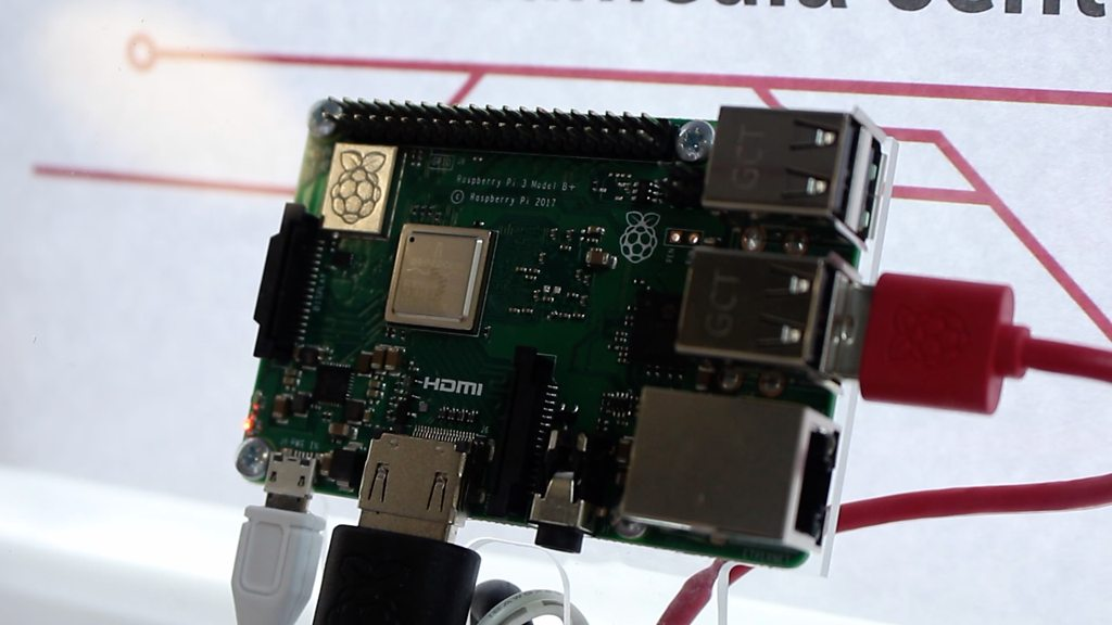 Raspberry Pi: Hi-tech firm goes for high street experience