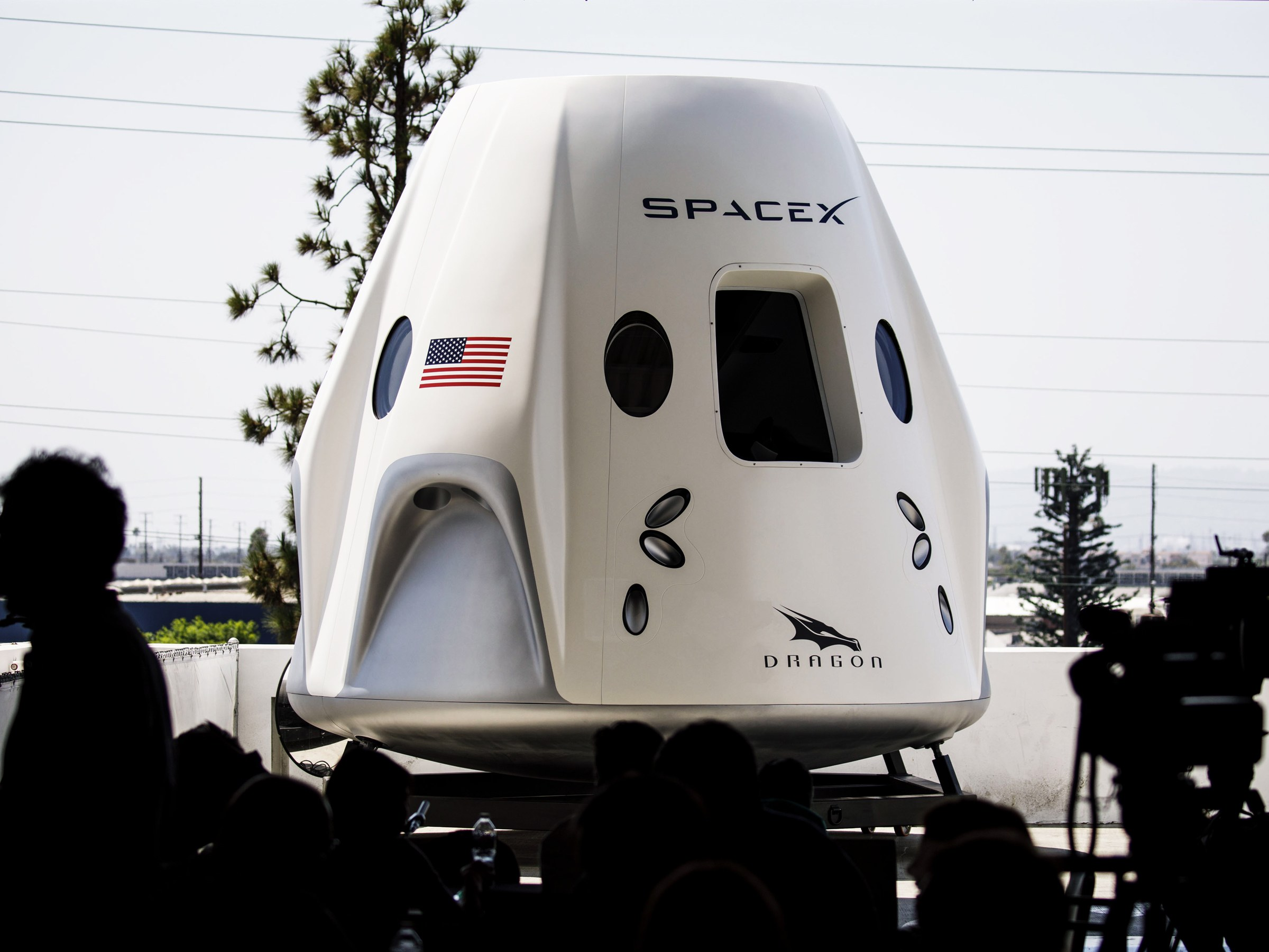 Get an Inside Look at SpaceX's Astronaut Training Sims