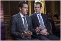 The Winklevoss' debut Virtual Commodity Association, a self-regulatory working group for crypto assets; members include Gemini, Bitstamp, bitFlyer USA, Bittrex (Matthew Leising/Bloomberg)
