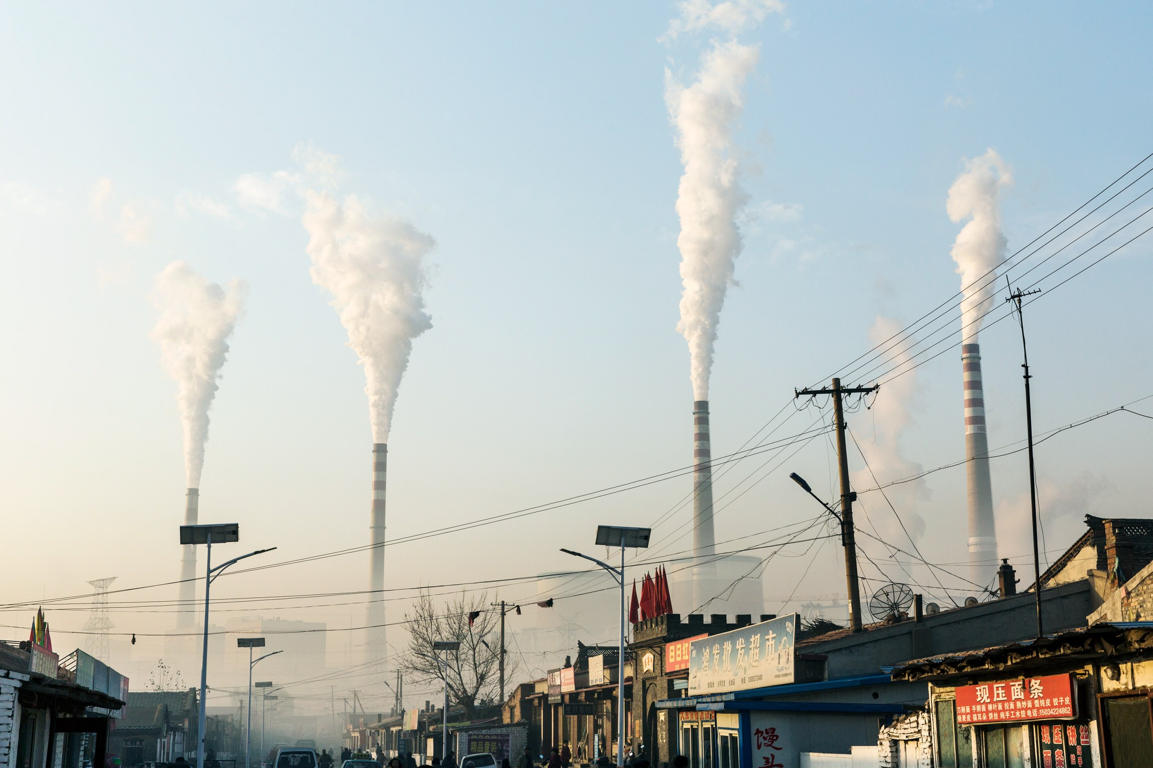 China Is Still Building an Insane Number of New Coal Plants