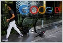 EU antitrust regulators are conducting a preliminary investigation into Google's data collection practices (Foo Yun Chee/Reuters)