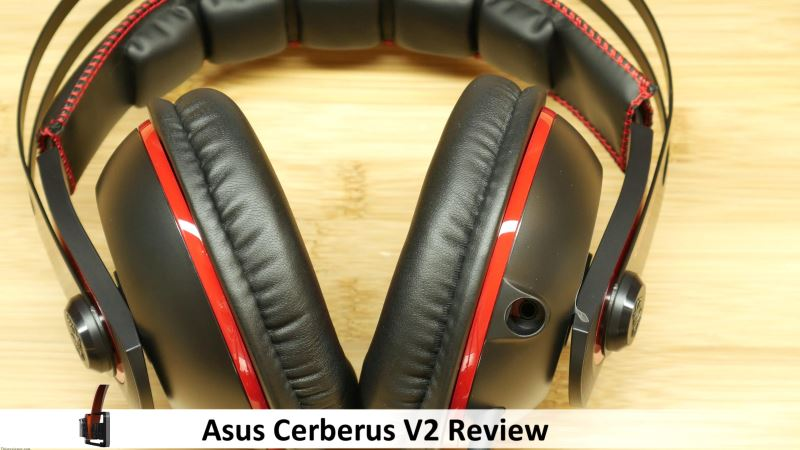 asus cerberus v2 review