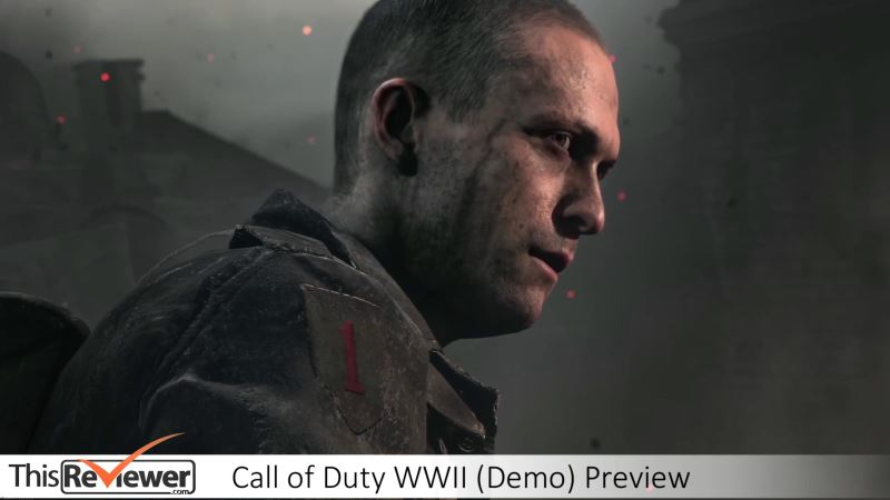 call_of_duty_wwii_review call of duty wwii real game play
