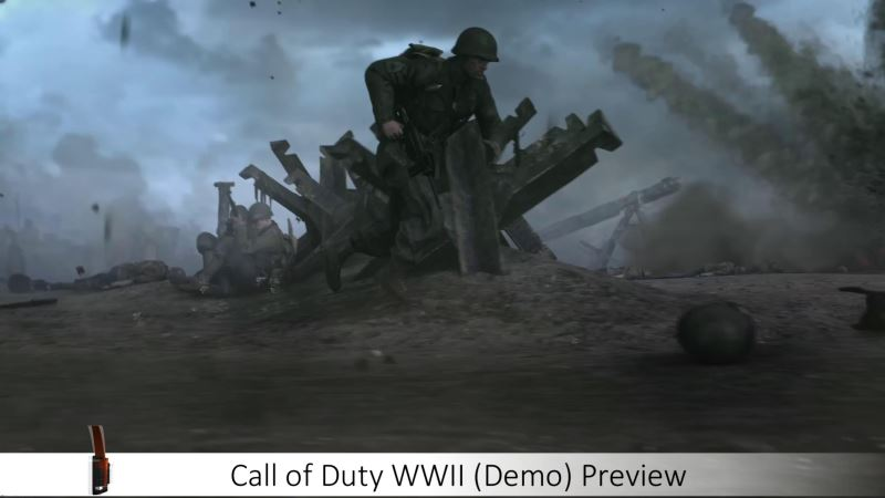 call of duty wwii review