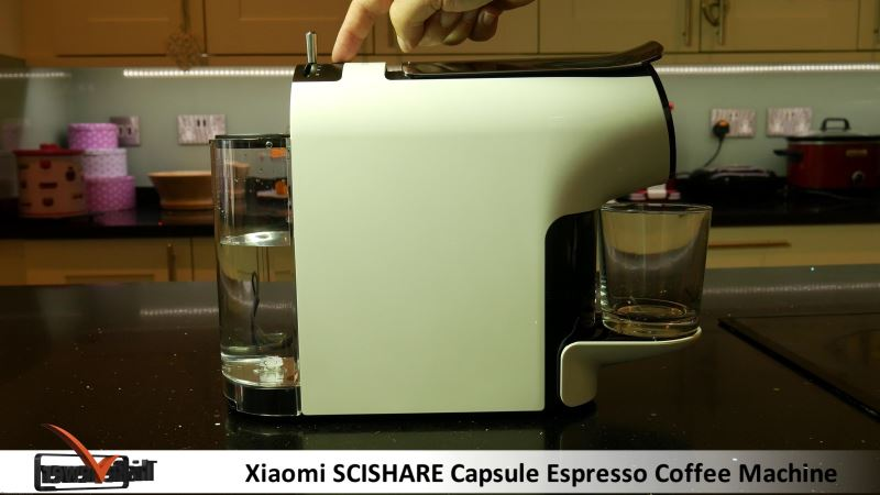 capsule espresso machine by scishare