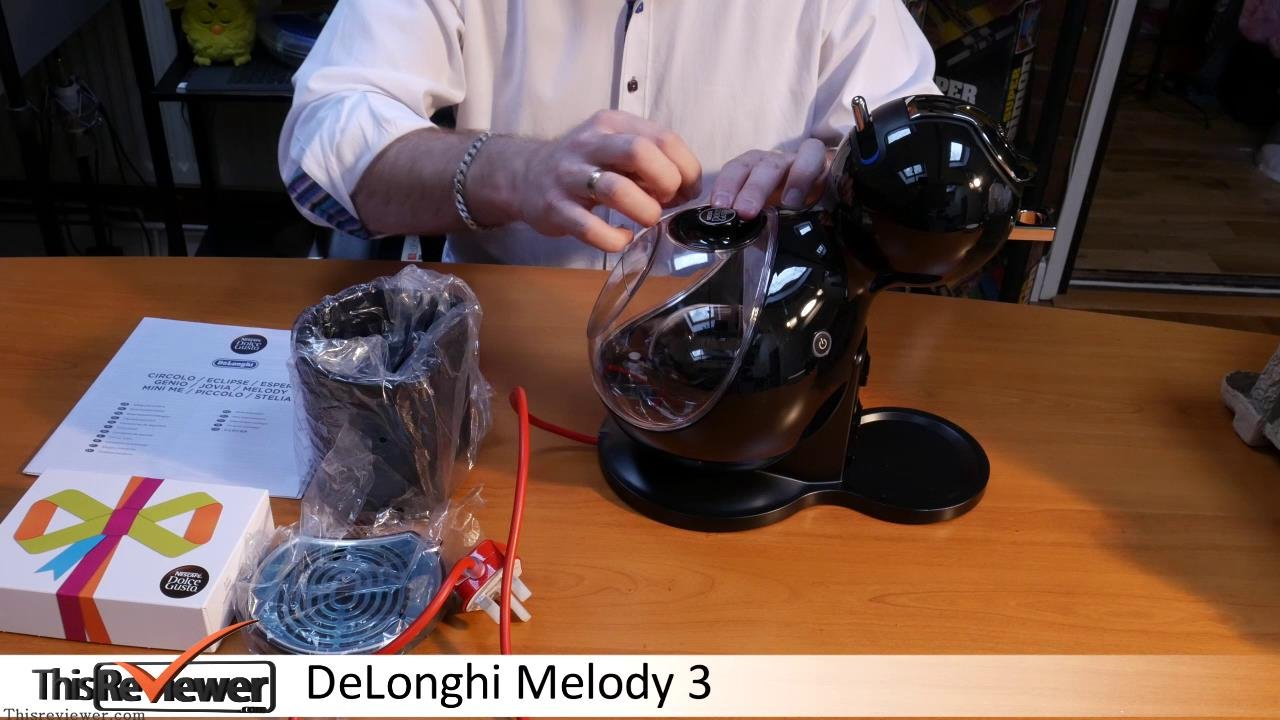 delonghi melody 3 review