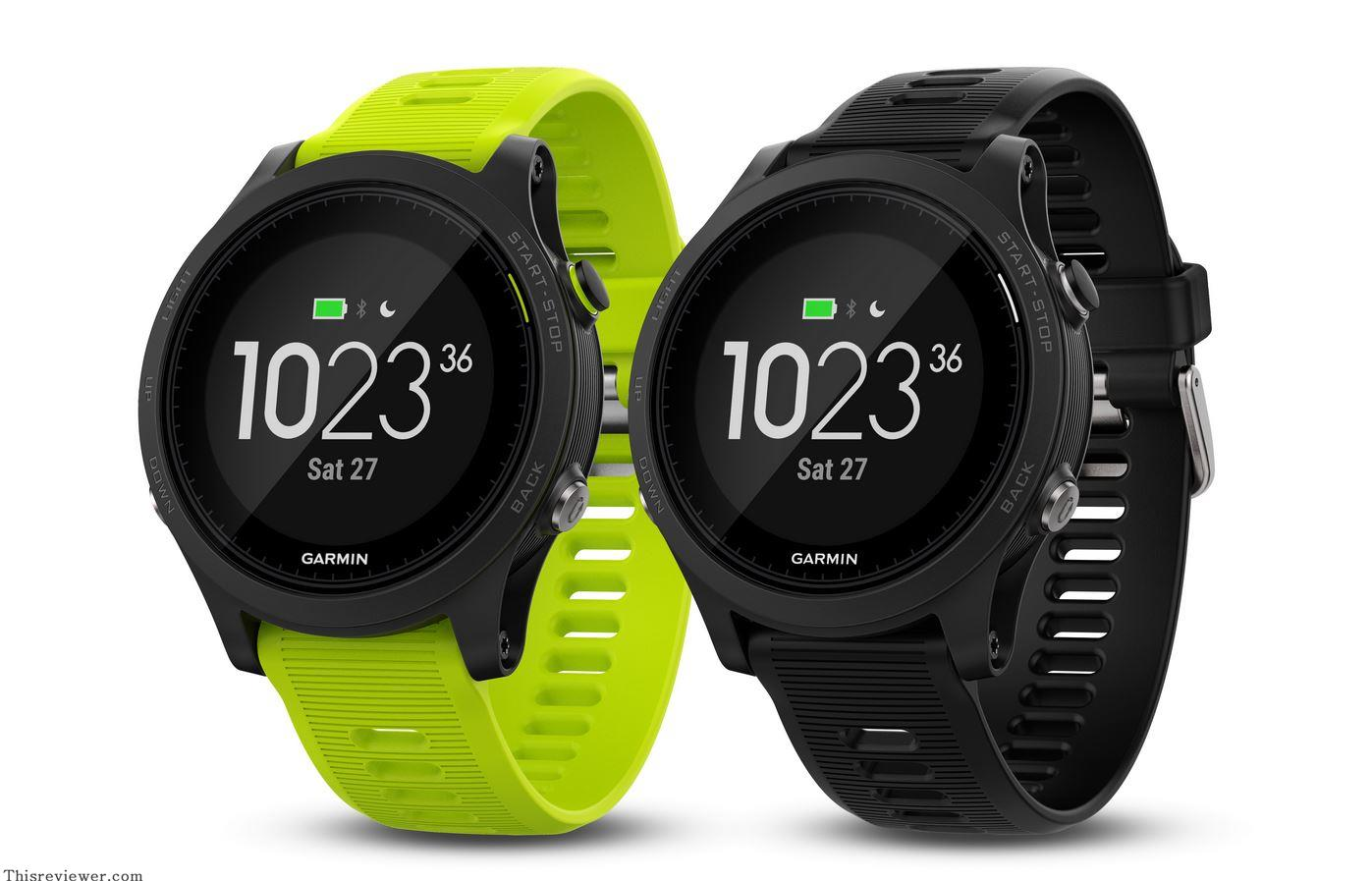 garmin forerunner 935 hands-on review