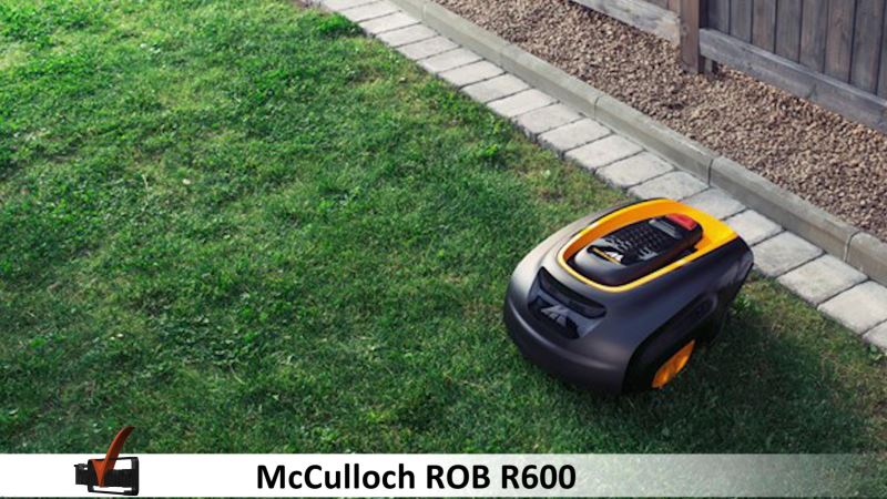 hands-on_review_of_the_mcculloch_rob_r600 features and design