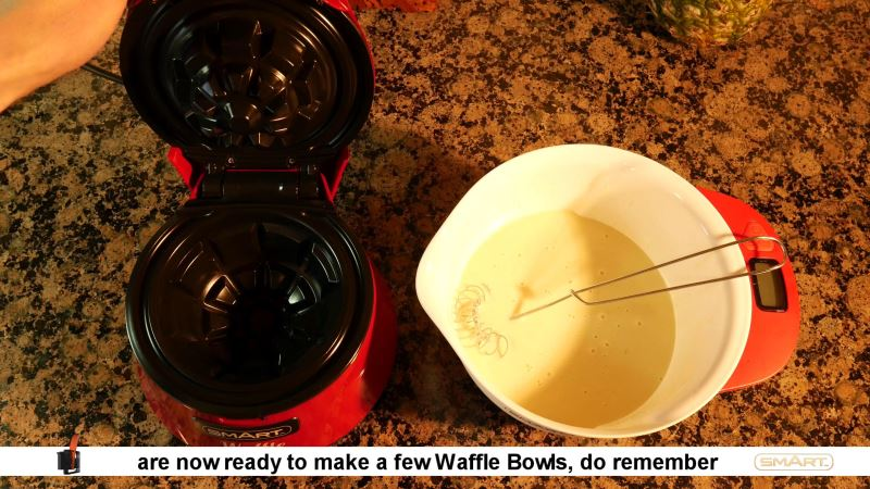 homemade_waffles_using_a_waffle_bowl_maker actual use