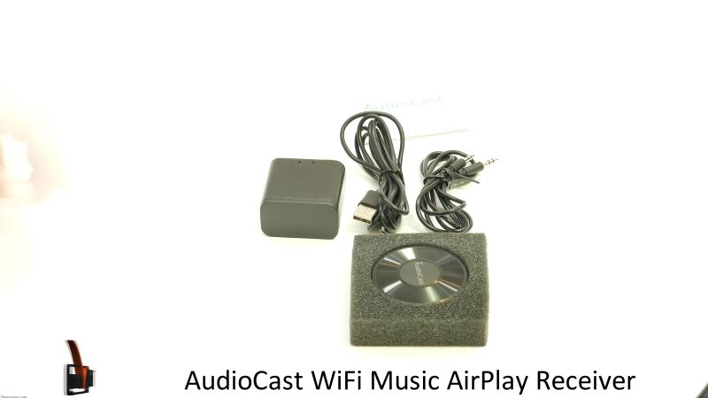 how_to_stream_music_with_the_ieasy_audiocast ieasy audiocast power and audio jacks