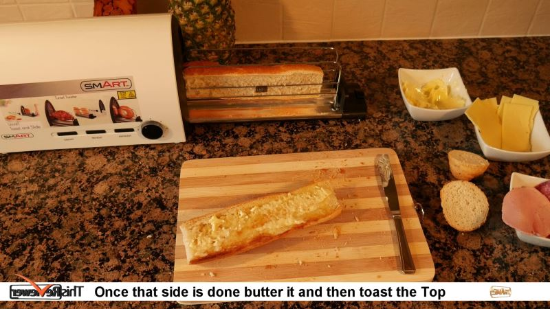 how_to_toast_the_best_toast_ever_with_the_tunnel_toaster tunnel toaster a sliding toaster rail