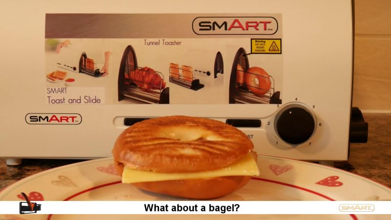 how_to_toast_the_best_toast_ever_with_the_tunnel_toaster tunnel toaster what's in the box