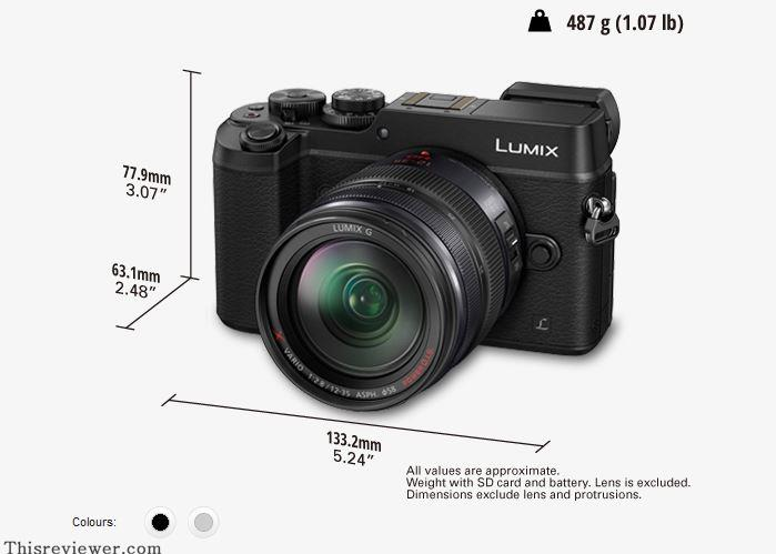 lumix dmc-gx8 review