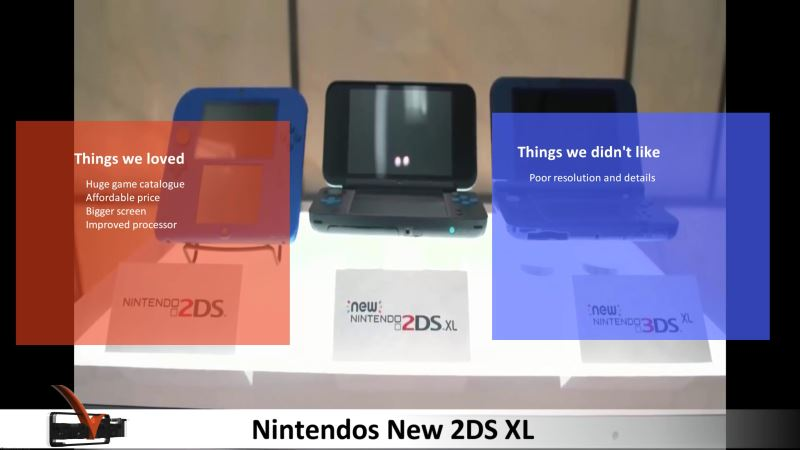 Nintendo new 2ds xl review for Housse new 2ds xl