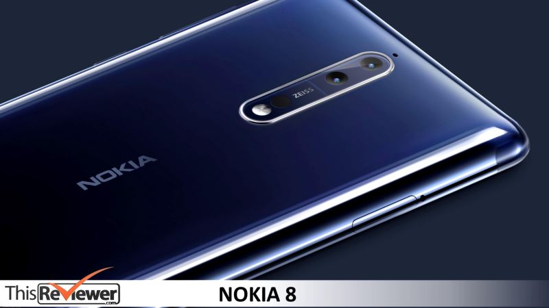 nokia_8_review nokia 8 hardware, software and performance