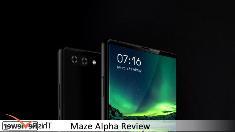 our_maze_alpha_review our video review of the maze alpha