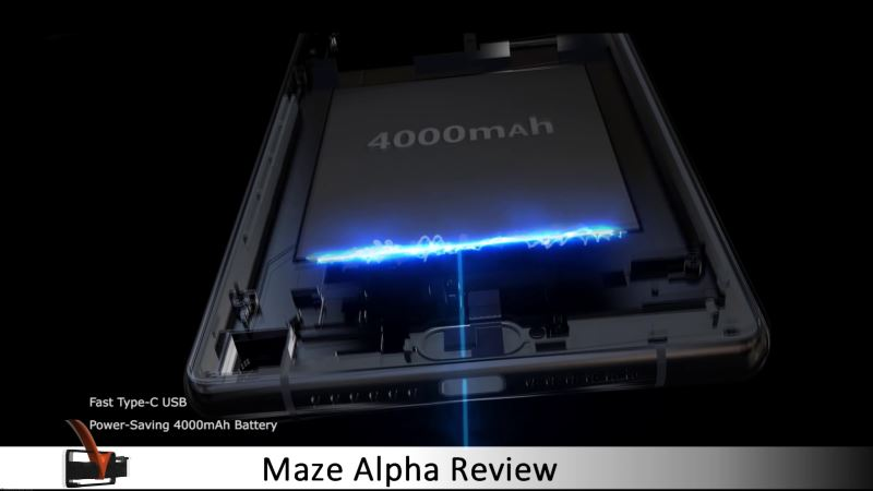 our_maze_alpha_review maze alpha hardware and specifications