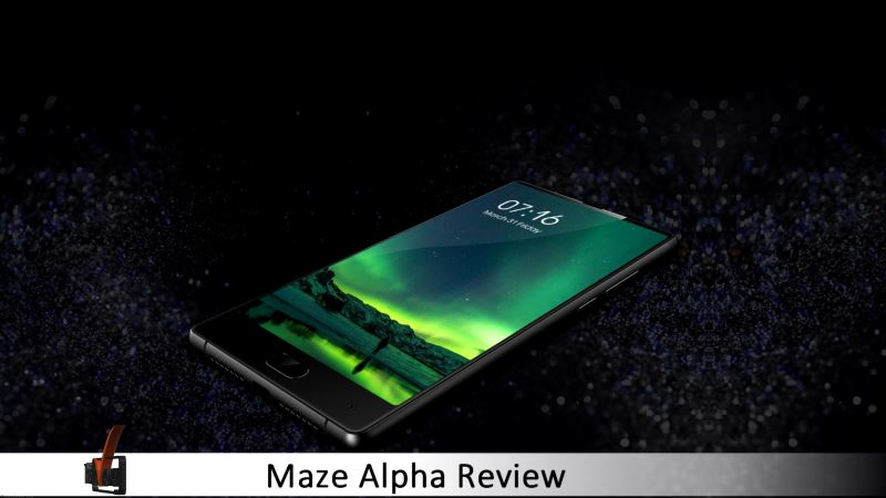our maze alpha review