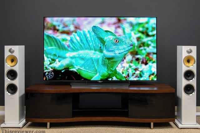 review on lg 65ef9500 oled tv