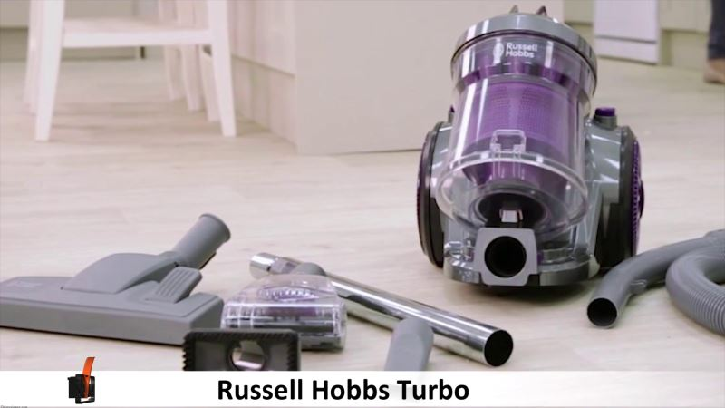 russell hobbs turbo cyclonic plus review