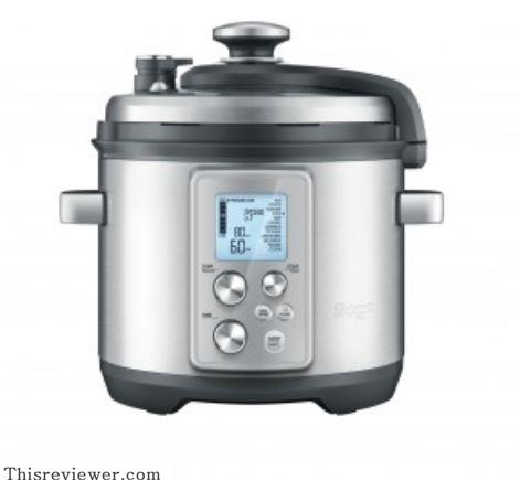 sage fast slow pro cooker review
