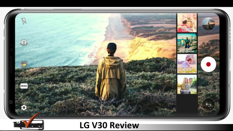 the_lg_v30_review the lg v30 screen