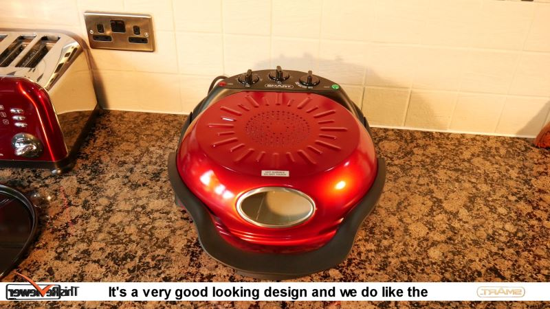 the_pizza_oven_made_by_smart_called_the_pizza_maker the pizza maker video reviews