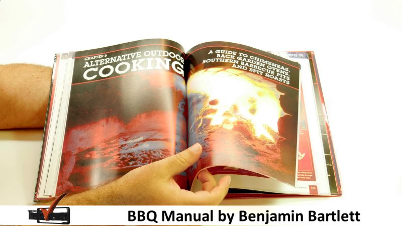 ultimate in bbq manuals review