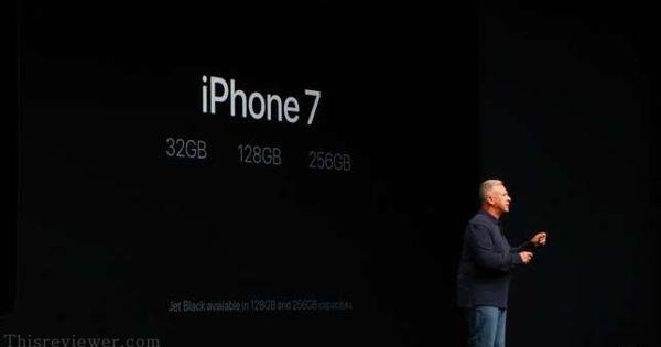 watch apple iphone 7 event