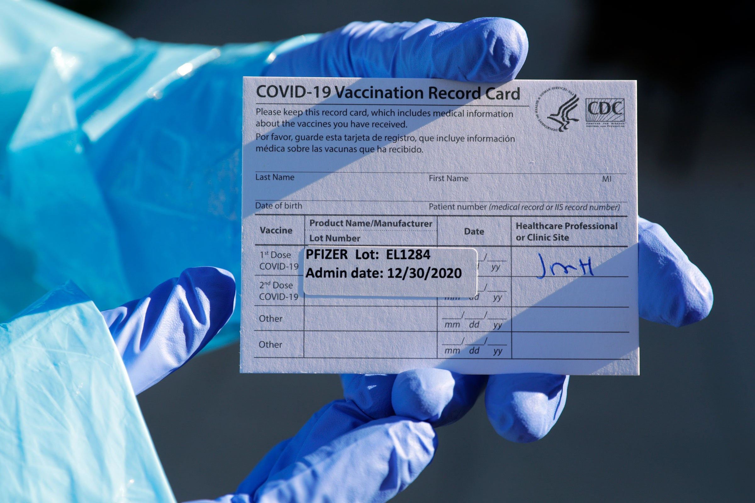 Covid-19 Vaccine Passports Are Coming. What Will That Mean?