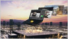 Nvidia unveils eight new RTX GPUs for laptops, desktops, and datacenter workstations, with over 2x performance improvements touted for many workflows (Dean Takahashi/VentureBeat)