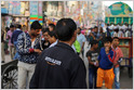 Over 500,000 small Indian businesses are planning to protest Amazon and other foreign retailers, coinciding with Amazon's annual four-day sales event (Saritha Rai/Bloomberg)