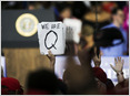 Patreon says it will remove accounts that actively spread QAnon's beliefs and will warn those that spread some QAnon ideas but are not dedicated to such content (Daniel Zuidijk/Bloomberg)
