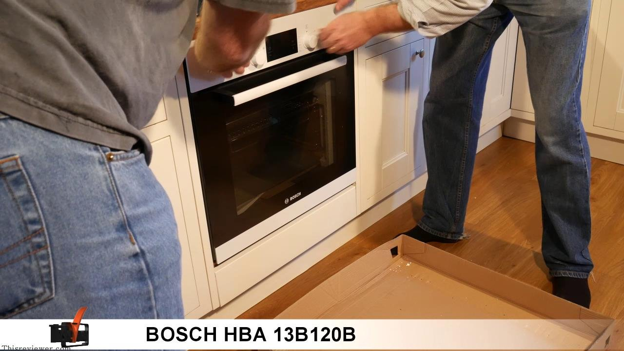 bosch electric built in oven