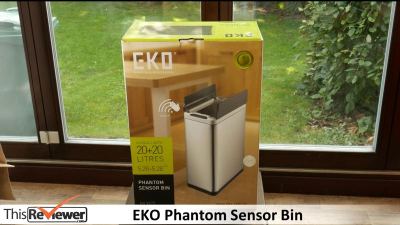 eko smart bin review