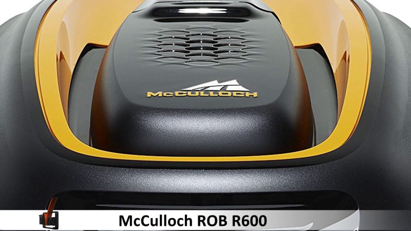 hands-on review of the mcculloch rob r600