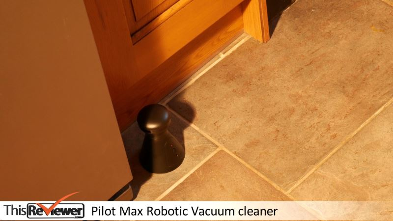robotic_vacuum_pilot_max_review pilot max robotic vacuum cleaning and maintenance