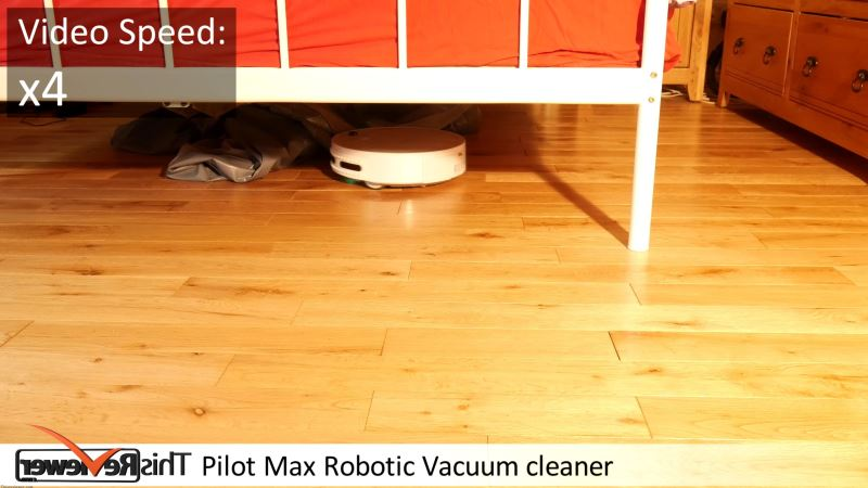 robotic_vacuum_pilot_max_review what's in the pilot max robotic vacuum box