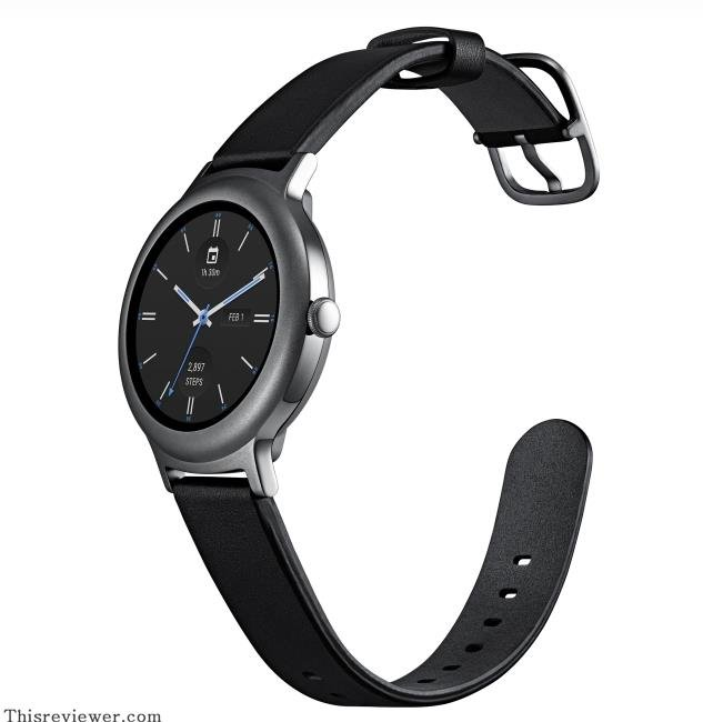 the lg watch style review