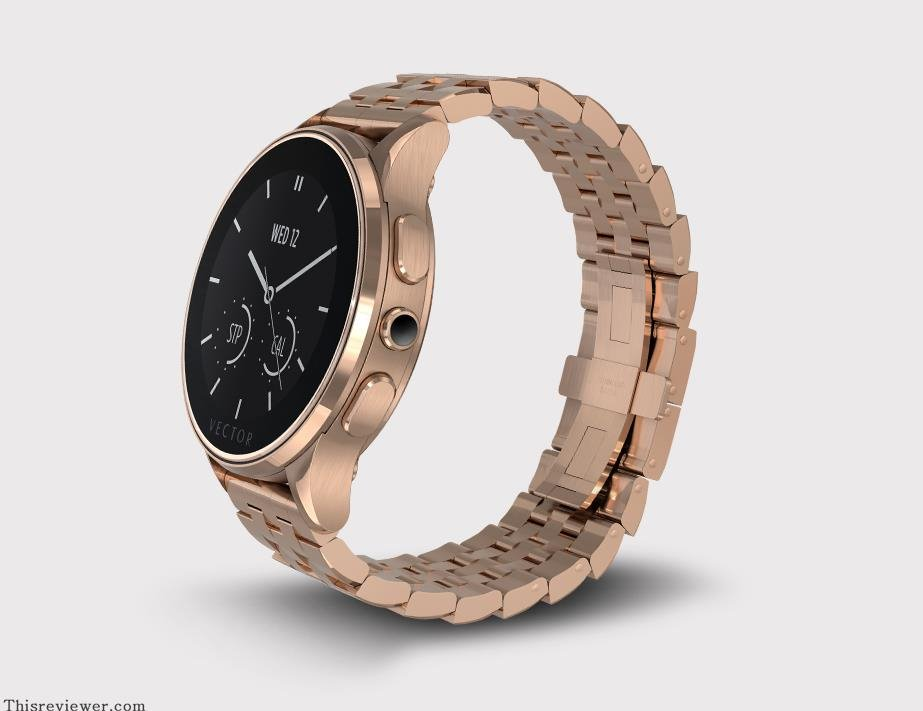 vector luna smart watch review