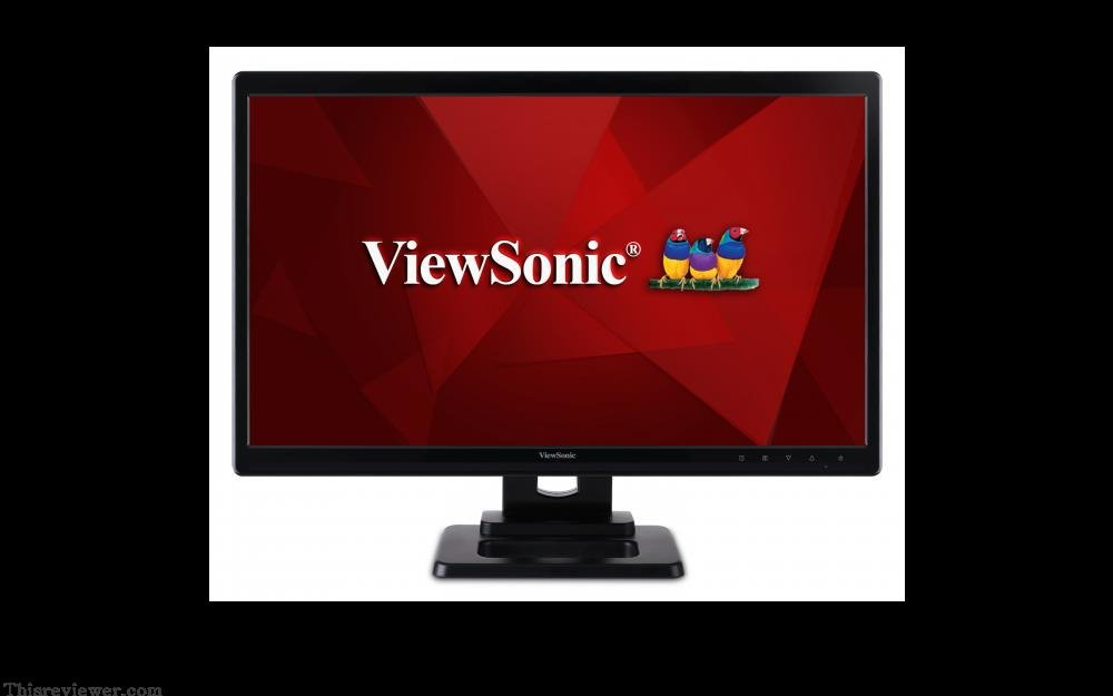 viewsonic multi touch td2420
